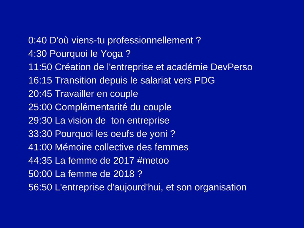 académie développement personnel