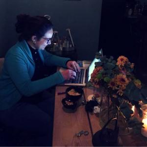lucie diez blog ecrire