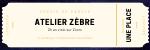 atelier zebre