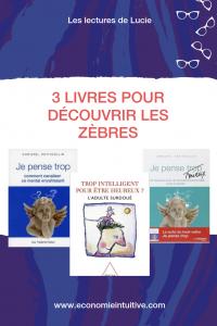 3 livres pour comprendre les surdoués