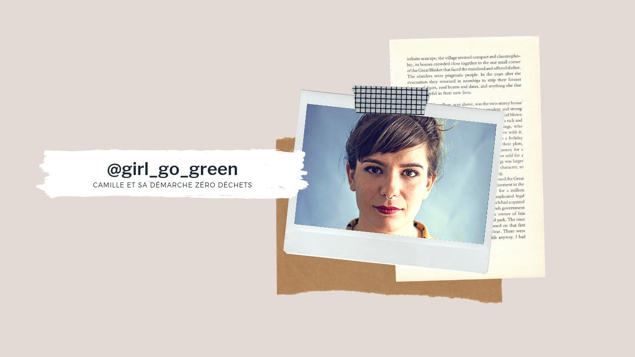camille girl go green