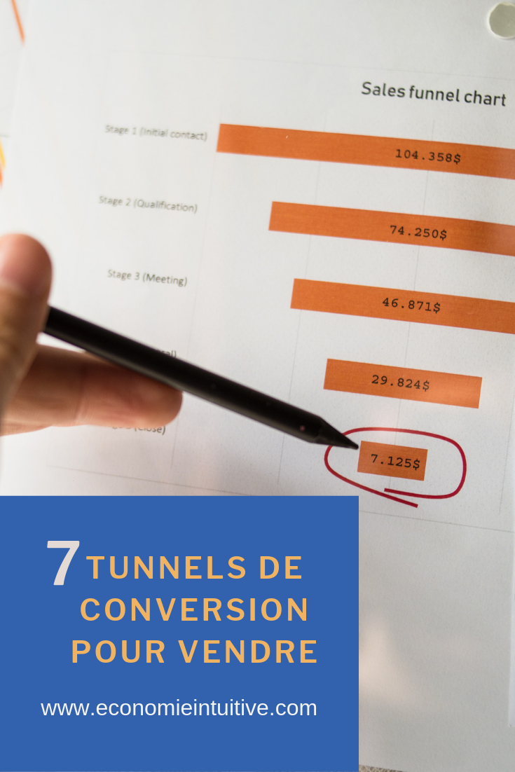 tunnels de conversion