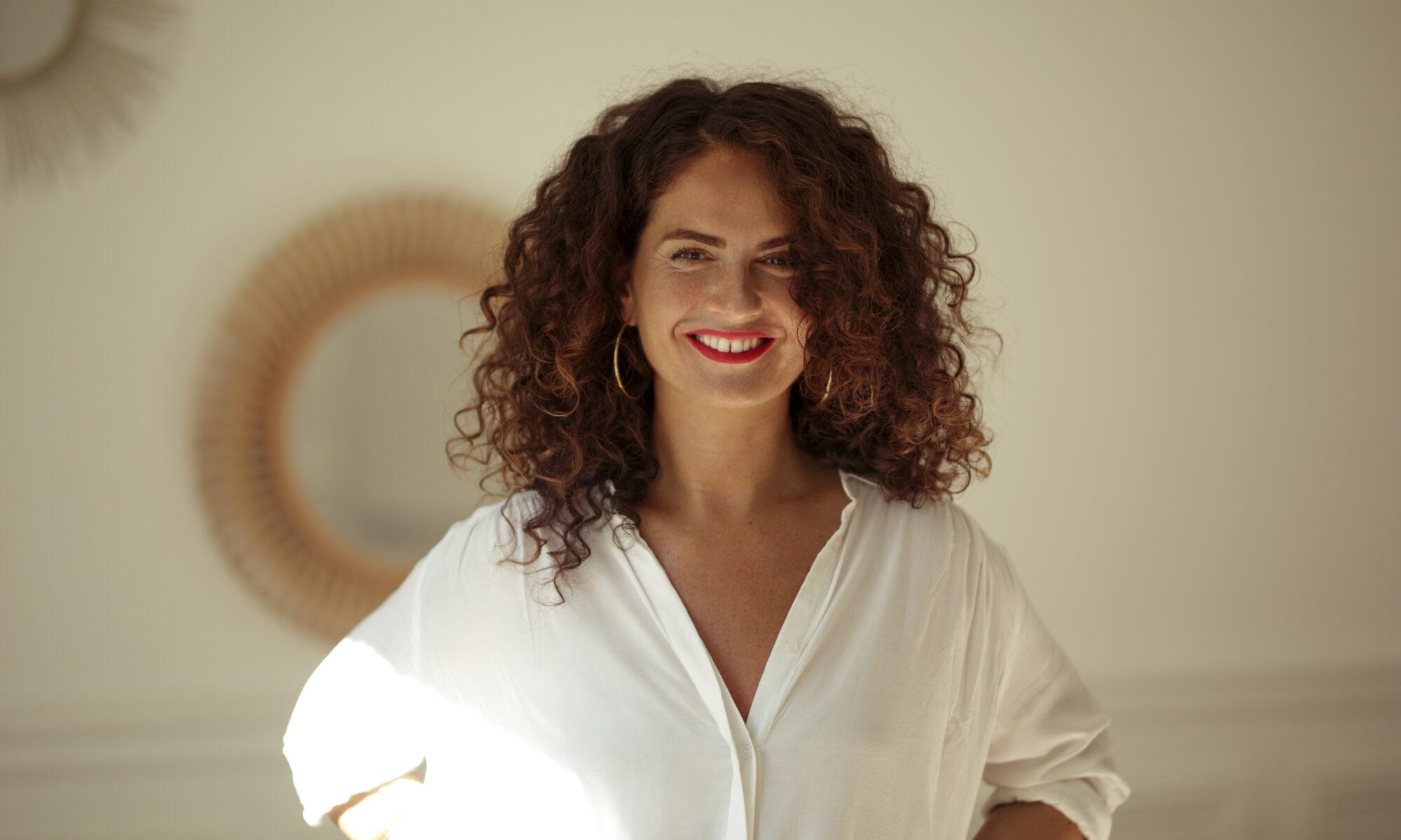 Portrait d'Aurélia Monaco