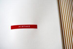 3 erreurs entrepreneurs