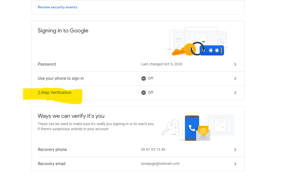 comment fonctionne google authenticator